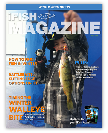 The iFish Magazine - Volume 1 Issue 1 - Winter 2013