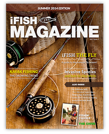 The iFish Magazine - Volume 2 Issue 2 - Summer 2014